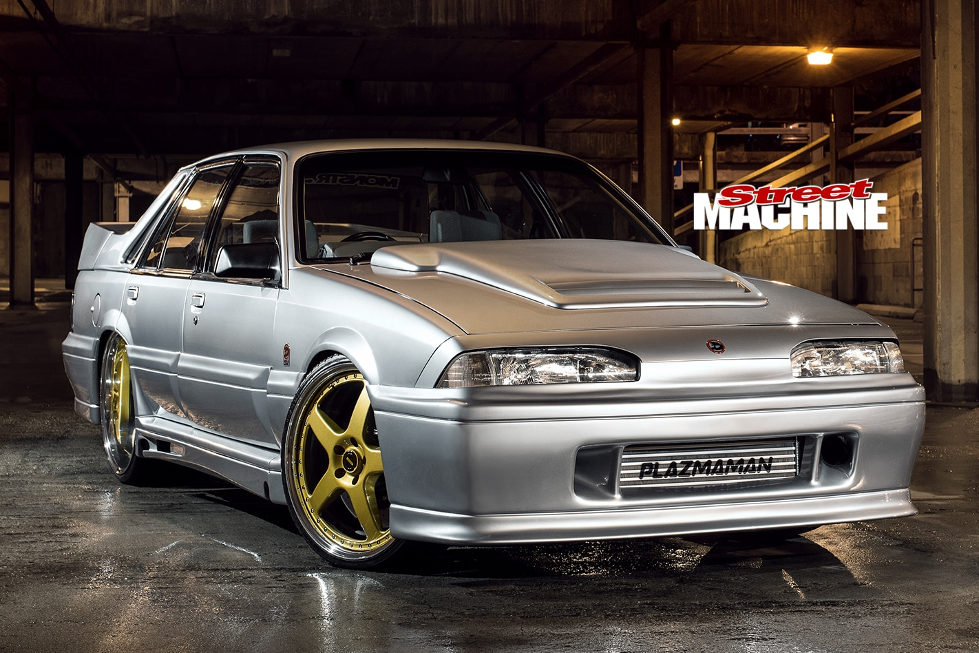 1000HP HSV VL Walkinshaw